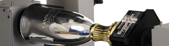 Umarq Universal-350 trophy engraving
